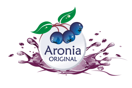 Logo Aronia ORIGINAL splash version
